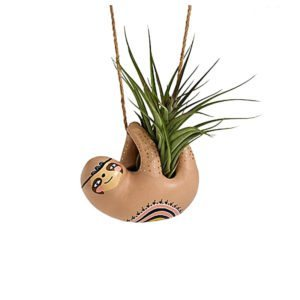 Cute Sloth Hanging Pot