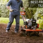 Best Front Tine Garden Tillers【Top 10 Reviewed】