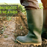 11 Best Farm Boots For Hot Weather [Buyer's Guide Included]
