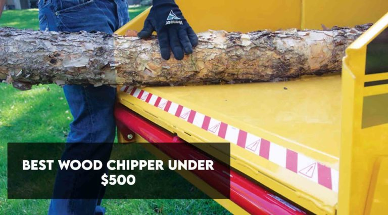 Best Wood Chipper Under 0 [Buyer's Guide Included]