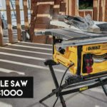 Best Table Saw Under $1000 [Top Reviewed]