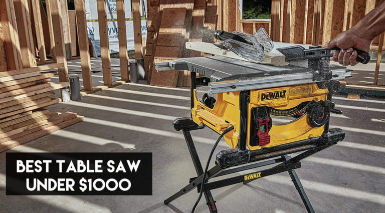 Best Table Saw Under 00 [Top Reviewed]